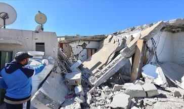 Hafter milislerinden Trablus'a roketli saldırdı: 2 ölü