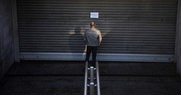 Son Dakika: Yunanistan'da hayat felç! Tam 24 saat sürecek