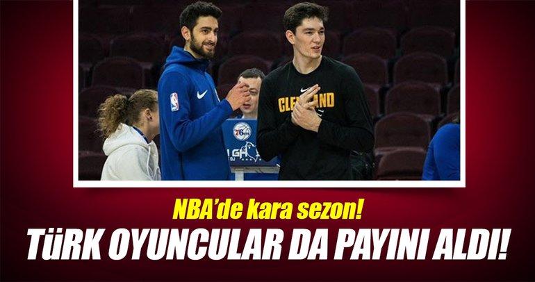 NBA'de sezonun en ağır sakatlıkları