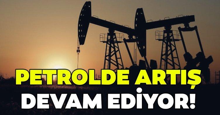 SON DAKİKA: Brent petrolün varili 35,17 dolar