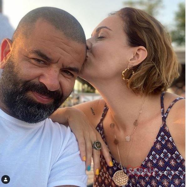 Ceyda Düvenci eşi Bülent Şakrak'ın doğum gününü böyle kutladı! Sosyal medyadan aşk dolu paylaşım…