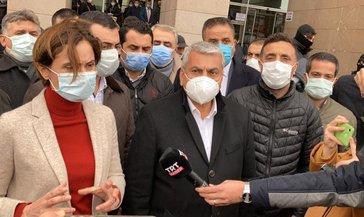 Eski CHP İstanbul İl Başkanı Canpolat savcılığa ifade verdi