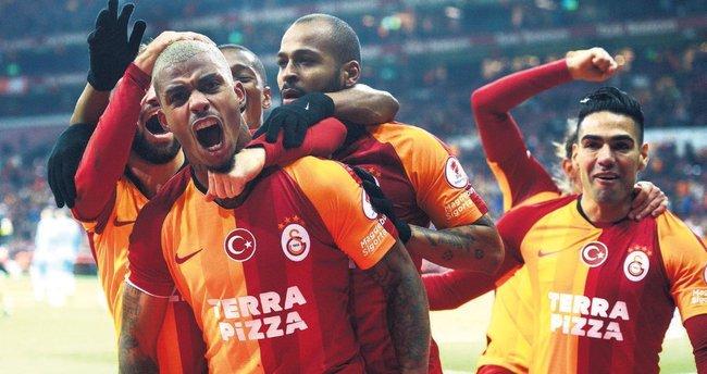 Galatasaray adını çeyrek finale yazdırdı