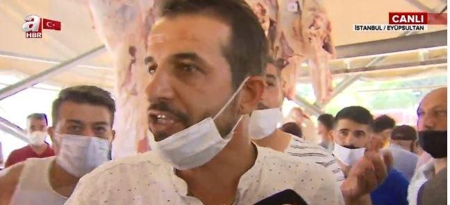 SON DAKİKA: İBB'nin kasapları kurbanlığı kaybetti, etler karıştı! Şok iddia: Kurbanı kesecek kişi, nasıl keseceğim diye soruyor?