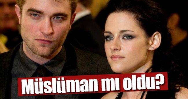 Robert Pattinson Müslüman Mı Oldu Alacakaranlık Filminin Oyuncusu