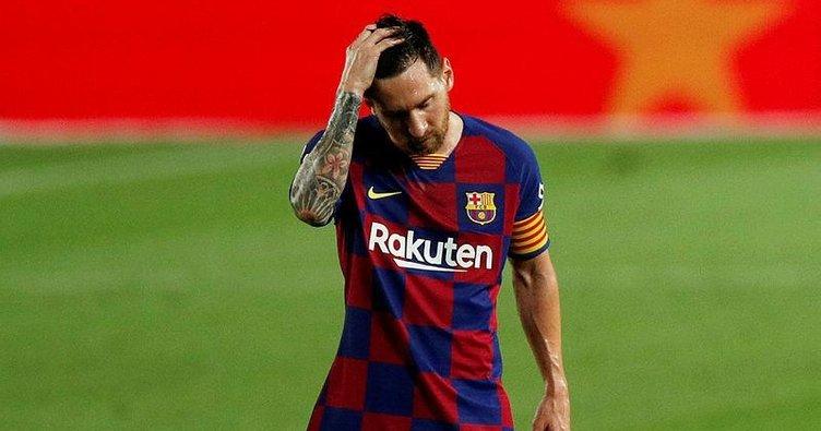 İnter çıldırdı! Messi için tam 260 milyon Euro'yu gözden çıkardı