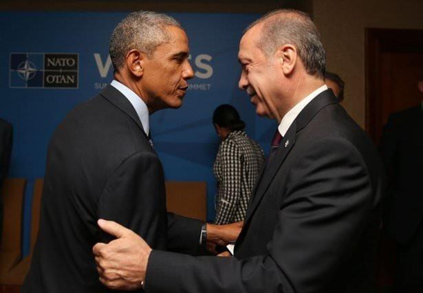 Erdoğan - Obama arasında kritik görüşme