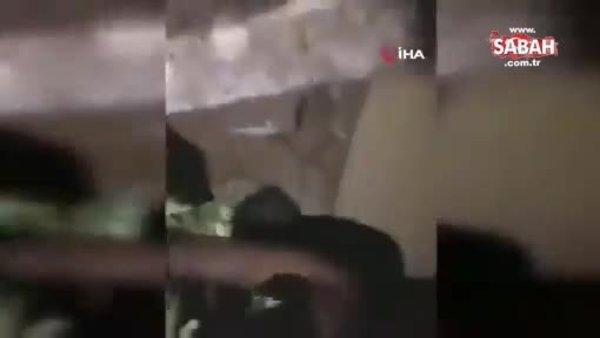Beyrut'ta 27 saat sonra enkaz altından küçük çocuk kurtarıldı | Video
