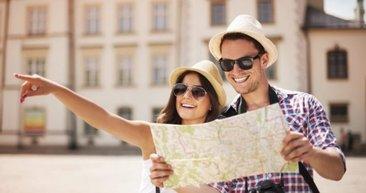 İşte 2018'de yabancı turistlerin en çok ziyaret ettiği şehirler!