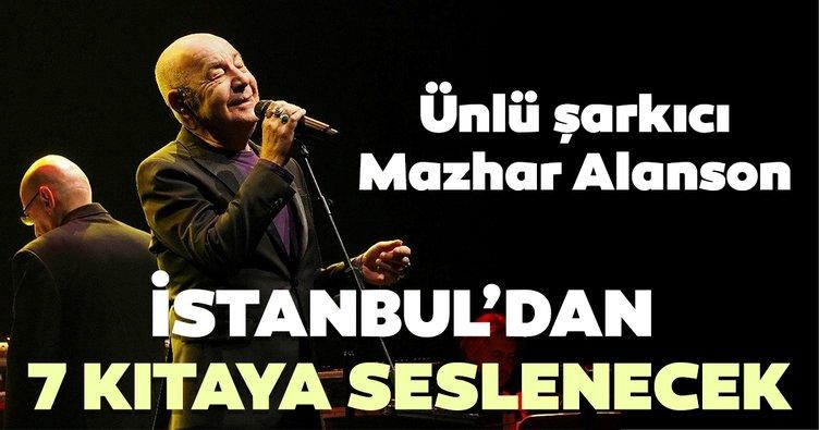 İstanbul'dan 7 kıtaya seslenecek