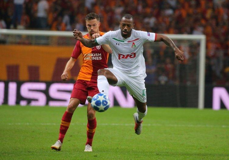 Galatasaray'dan flaş transfer girişimi! Fenerbahçe...