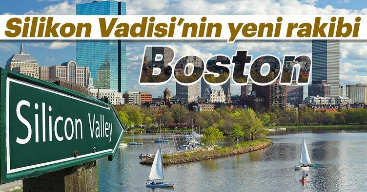 Silikon Vadisi'nin yeni rakibi Boston