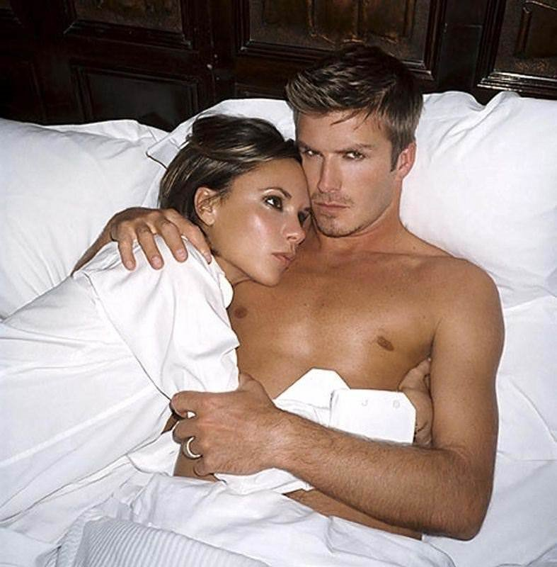 Victoria Beckham Slammed For Bizarre Photoshopped Photo Of Son Brooklyn