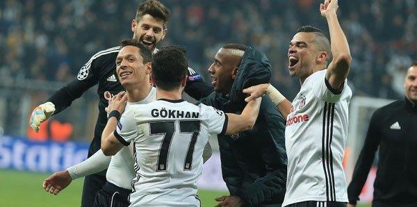 Şampiyonlar Ligi 2. tur (son 16) kura çekimi ne zaman saat kaçta? - İşte Beşiktaş'ın muhtemel rakipleri