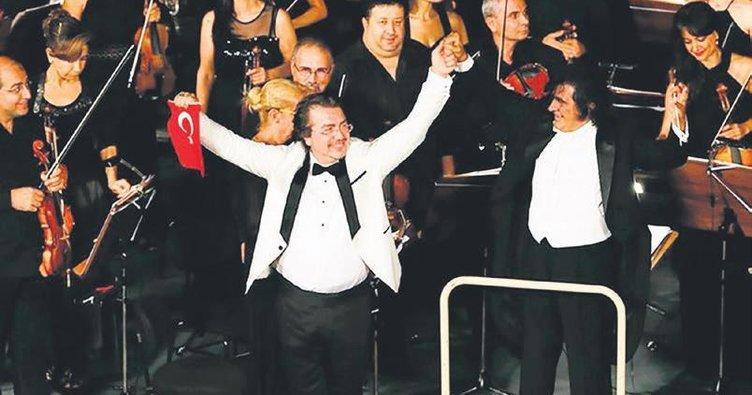 Efes'te gala konseri