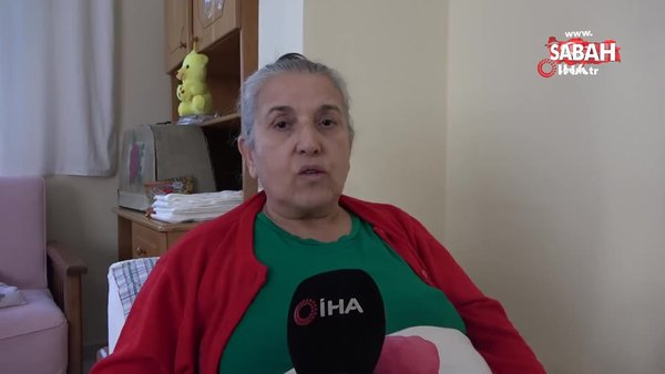 Sokak köpeklerinin saldırısına uğrayan yaşlı kadın ölümden döndü | Video