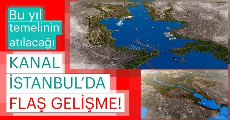 Kanal İstanbul'a 30 milyar liralık rötuş