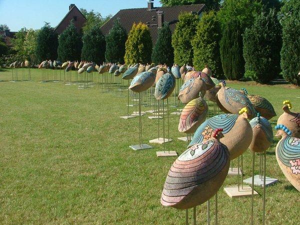 Dağıstanlı'nın Kuşları Almanya'da