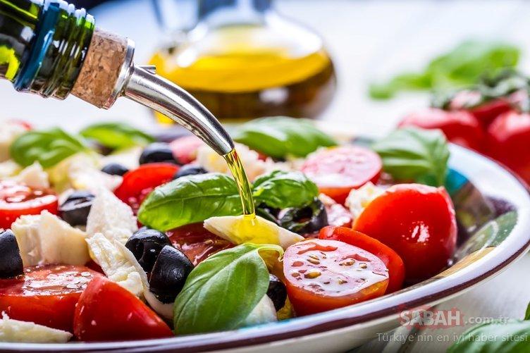 İşte dünyada en çok kabul gören en sağlıklı diyet modeli!