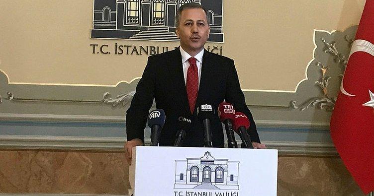 İstanbul Valisi Yerlikaya'dan son dakika corona virüsü açıklaması: 300 bin koli gıda dağıtılacak...