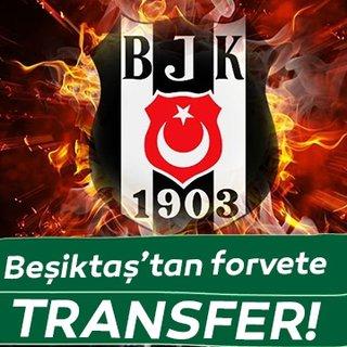 Beşiktaş'tan forvete transfer! Esse Mbeyu Akida Beşiktaş'ta…