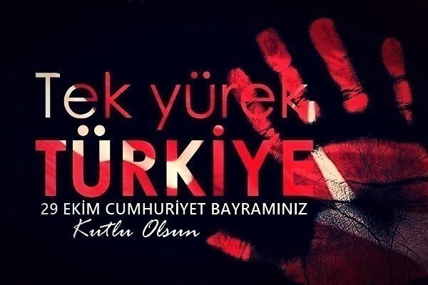 29 Ekim kutlama mesajları ve sözleri: 29 Ekim 2020 resimli Cumhuriyet Bayramı mesajları ve sözleri