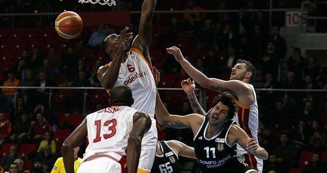 Beşiktaş Sompo Japan-Galatasaray Odeabank maç sonucu