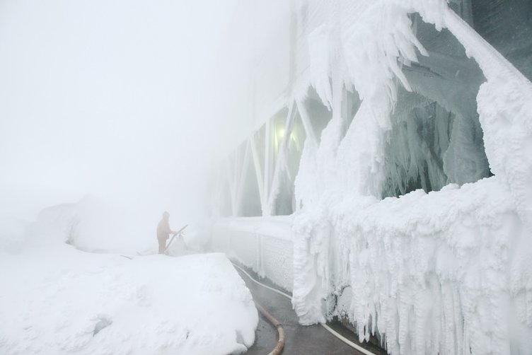 Ateş ve buz diyarı