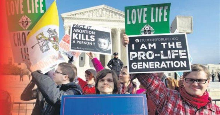 Teksas'ta 'Kürtaj yaptıran idam edilsin' teklifi