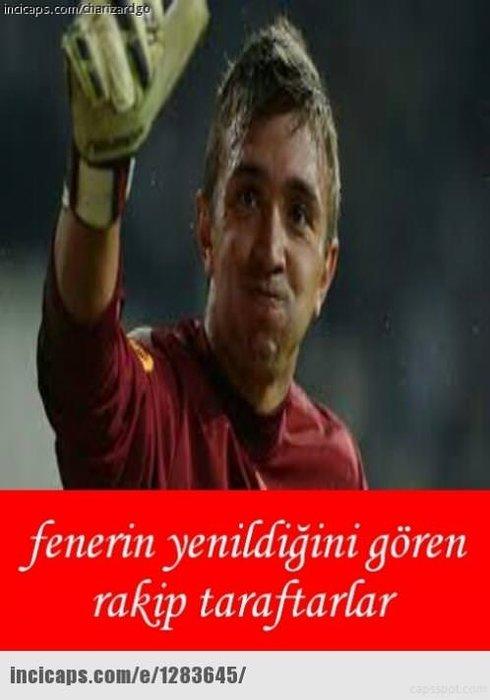 Fenerbahçe-Kayserispor capsleri