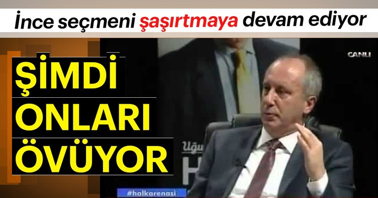 Atatürk büstünü yakanları şimdi övüyor