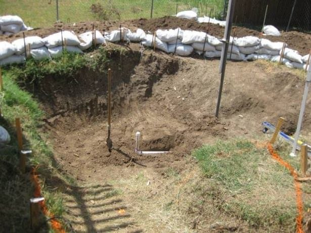 Evinin bahçesine bakın ne yaptı