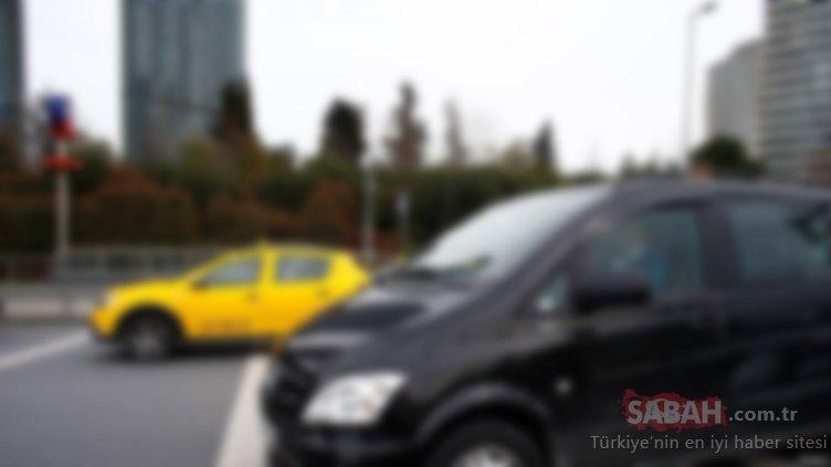 Son Dakika Haber: Taksici - UBER kavgasında ilk karar çıktı!