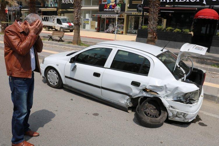 Kahramanmaraş'ta feci kaza! Ortalık savaş alanına döndü!