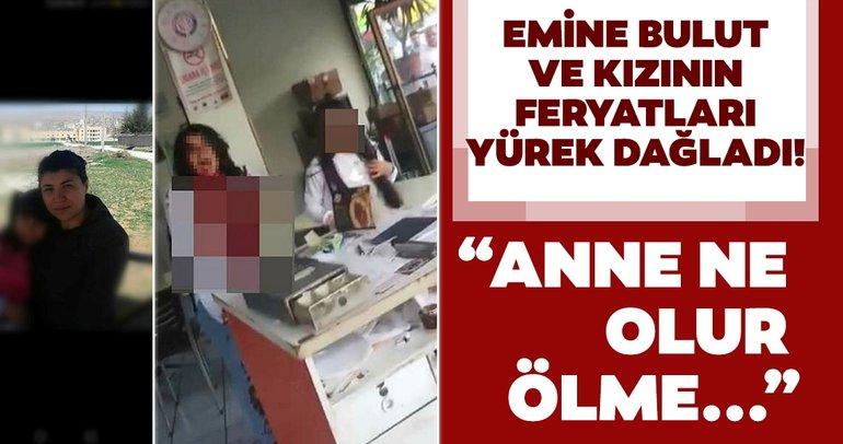 Son dakika haberi: Eski kocasının bıçakladığı Emine Bulut videosu kan dondurdu! Emine Bulut'un Ölmek istemiyorum feryatları yürek burktu