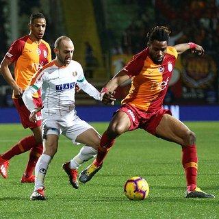 Galatasaray ile Alanyaspor'un Süper Lig'de 7. randevusu