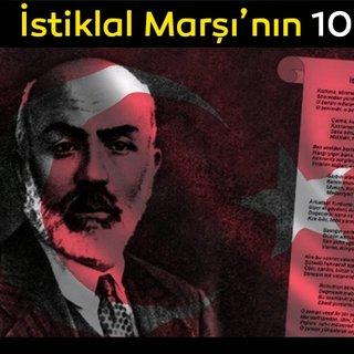 İstiklal Marşı'nın 10 kıtası ve sözleri burada! Mehmet Akif Ersoy İstiklal Marşı 10 kıtası