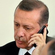 Başkan Erdoğan'dan Güngör Uras'ın ailesine taziye!