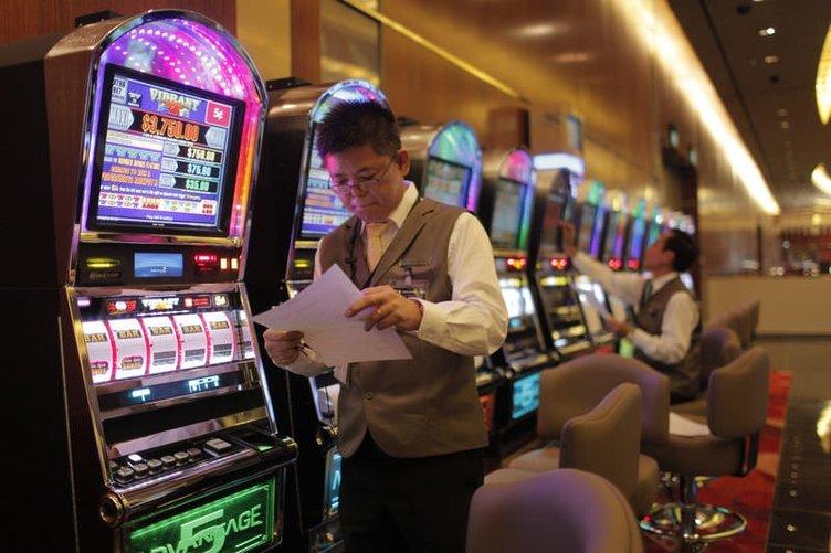 5.5 milyar dolarlık casino açılıyor...