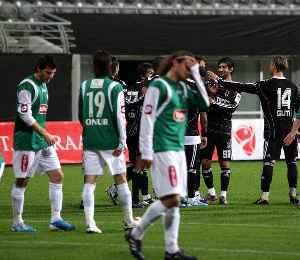 Beşiktaş - Konya Torku Şekerspor