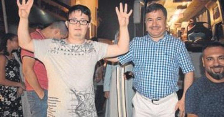 Engelli çocuklar İstanbul'u gezdi