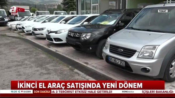 İkinci el araç fiyatları ne durumda? İkinci el otomobil piyasası bir yatırım aracına dönüştü | Video