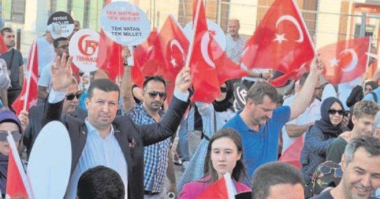 Türkiye gücünü bir kez daha gösterdi