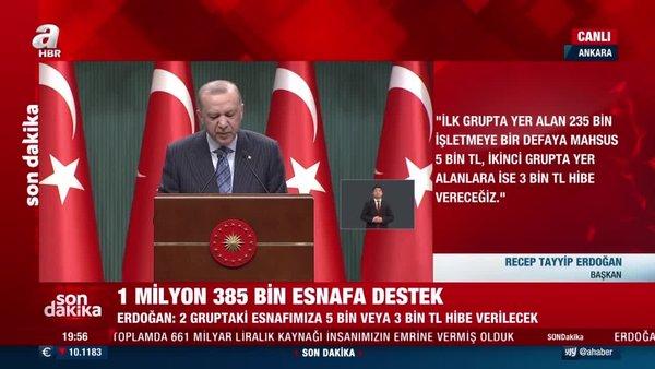 Son dakika: Başkan Erdoğan duyurdu: Sofi Nurettin etkisiz hale getirildi | Video