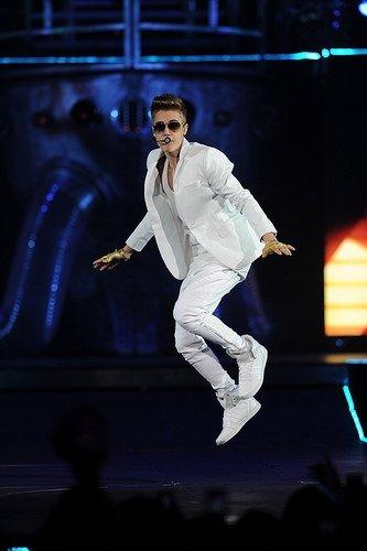 Justin Bieber's Believe filminden kareler