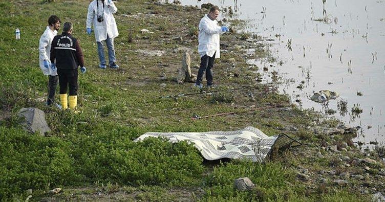 Gölde bulunan kız çocuğuna ait cesette ön inceleme tamamlandı
