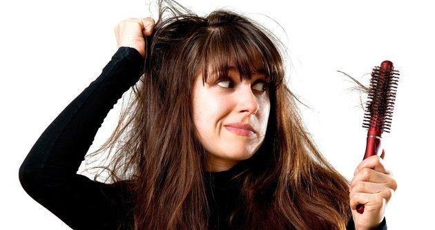 Saç dökülmesini adım adım azaltın