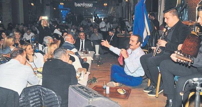 Mustafa Keser coştu coşturdu