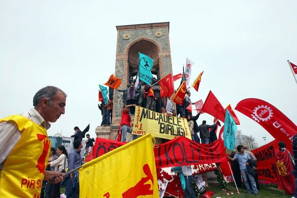 Türkiye'de 1 Mayıs