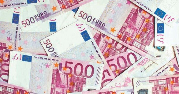 500 euronun basımı duruyor